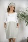Preview: Kleid SISSEL Jeanne d'Arc Living white-light-petrol