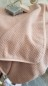 Preview: Badserie SPA SAUNA Liegetuch Velour dusty rose 80x200