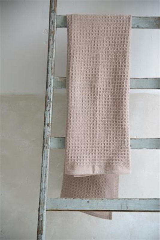 Badetuch 70 x 140cm dusty rose