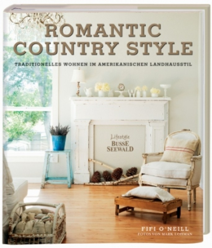 Buch Romantic Country Style