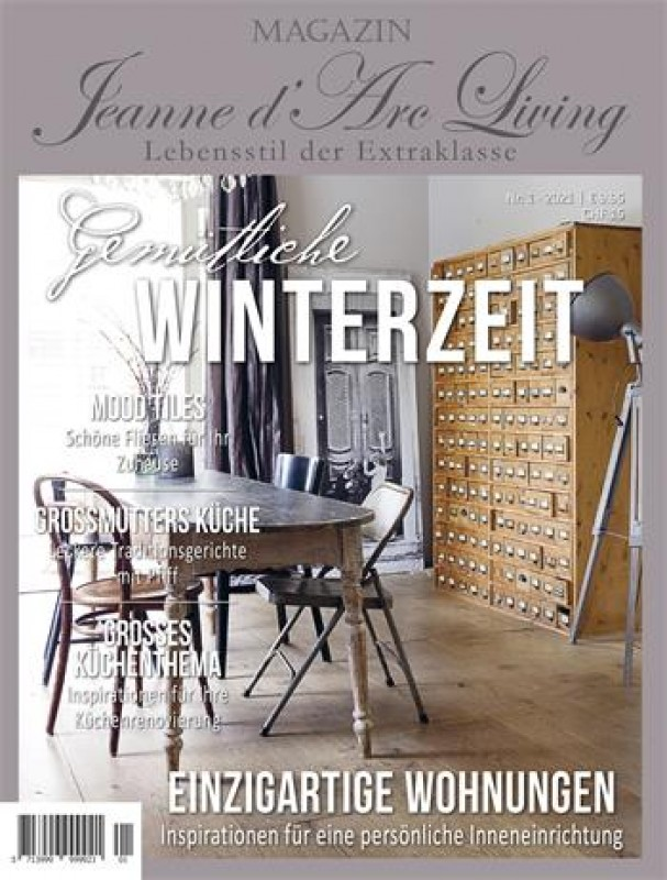 Jeanne d'Arc Living Magazin No. 1 - 2021