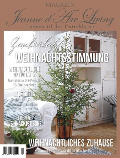Christmas Magazin Jeanne d arc living