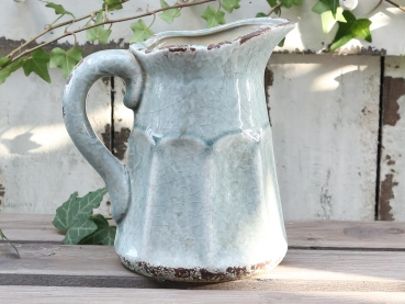Krug Vase antique opal finish