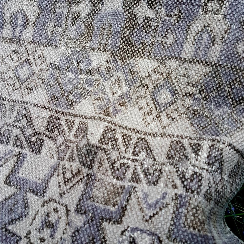Vintage Teppich used look