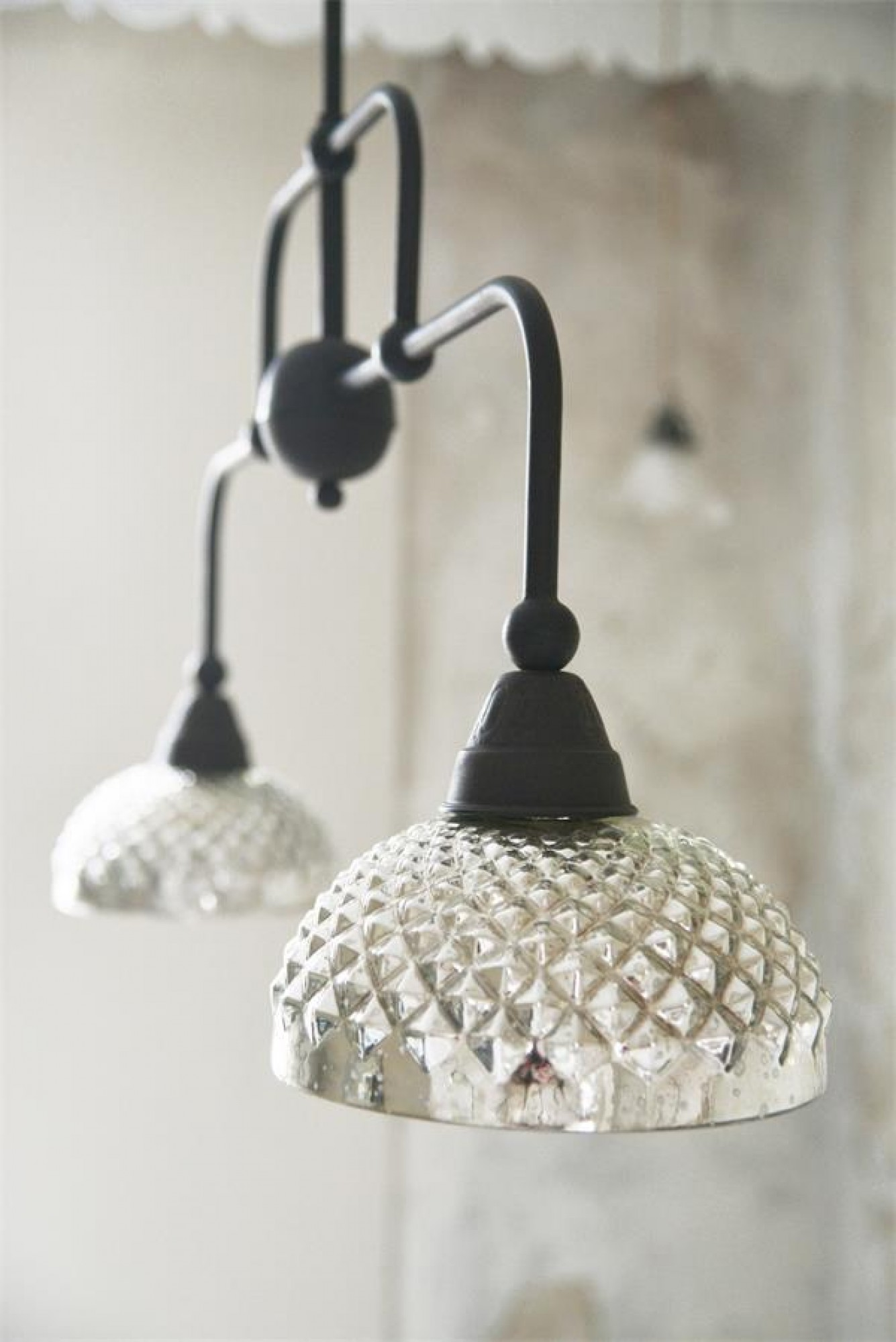 Hanging lamp - Double - Jeanne d arc living