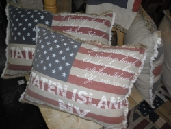 Kissen VINTAGE STARS & STRIPES Union Jack Mars u More